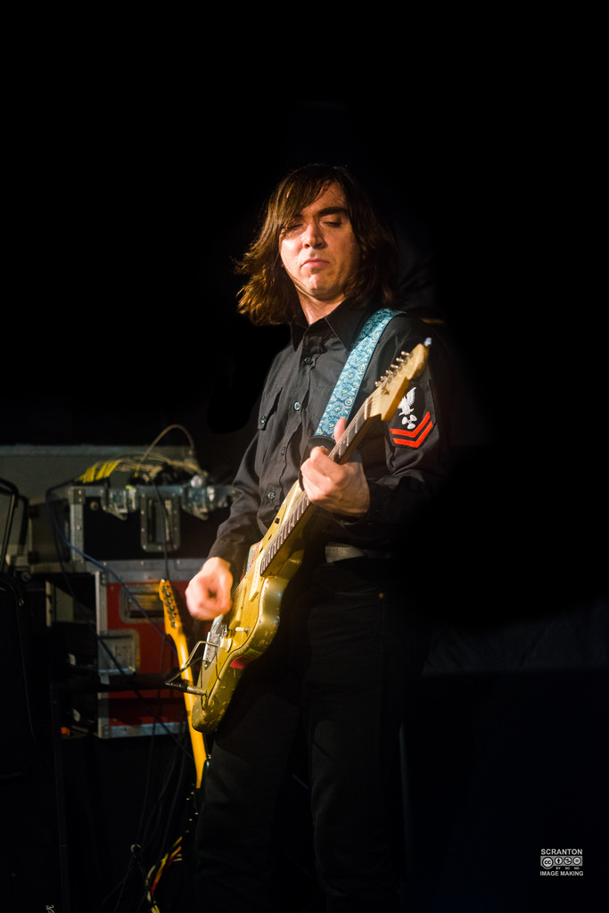 Thurston Moore Band @ The Outer Space Ballroom-28jpg_15625355902_l