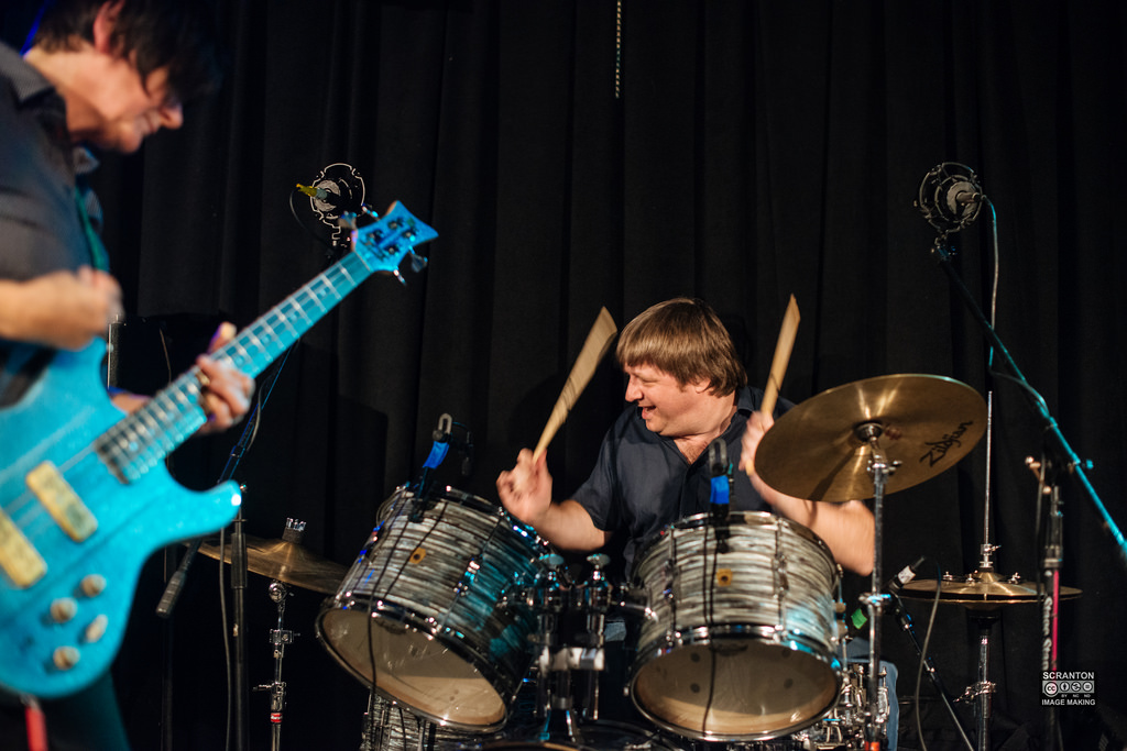 Thurston Moore Band @ The Outer Space Ballroom-5jpg_15625293342_l