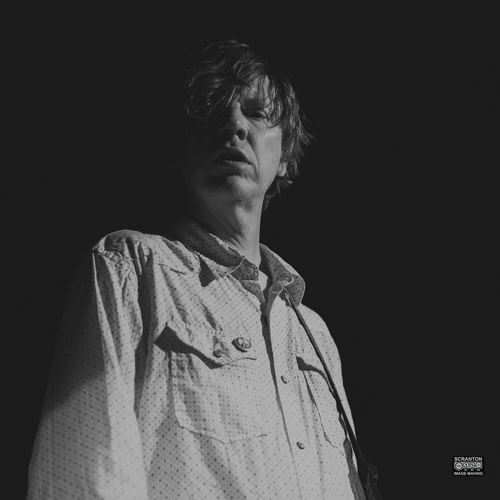Thurston Moore Band @ The Outer Space Ballroom-8jpg_15437822279_l